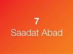 Pelak Branch 7 (Sadat Abad)