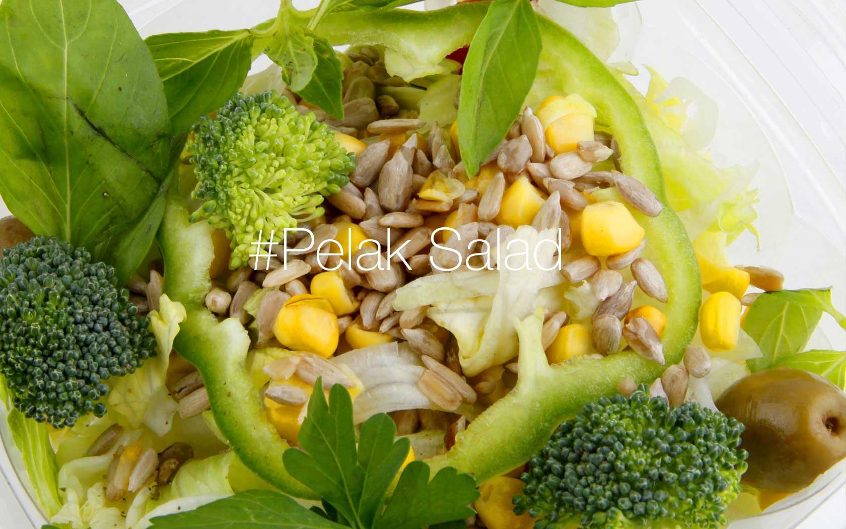 Pelak salad